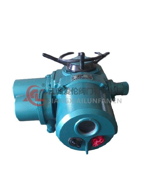 DZW型电动阀门装置