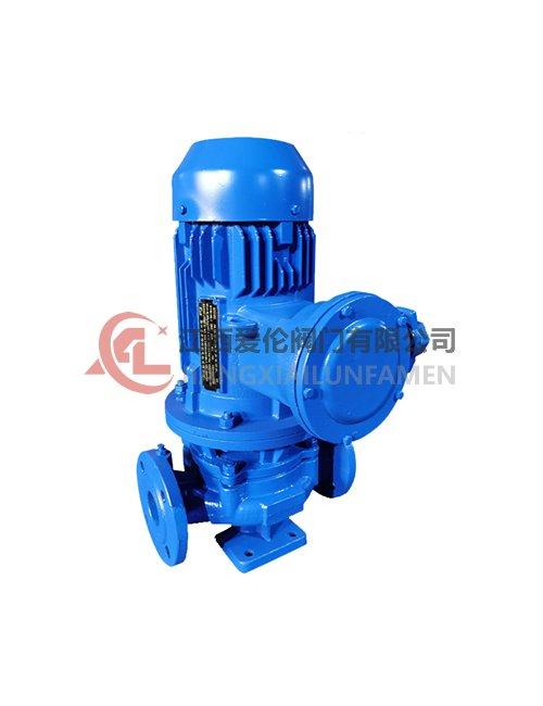 ISGD型防爆低转速离心泵