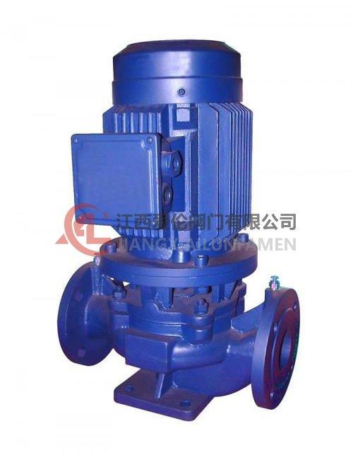 ISG立式水泵